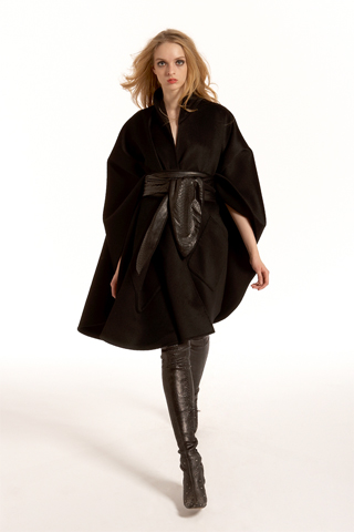 Модные пальто 2010 известных дизайнеров